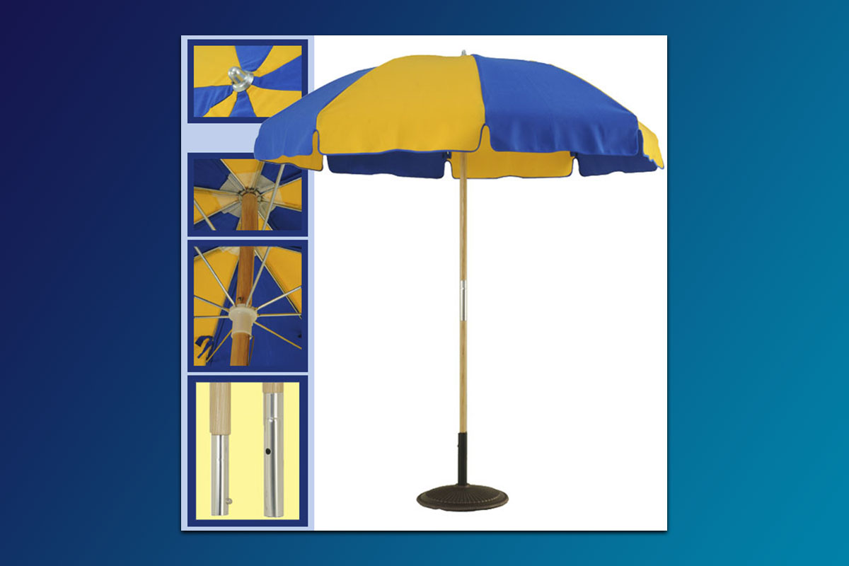 04 845WB Pop Up Umbrella