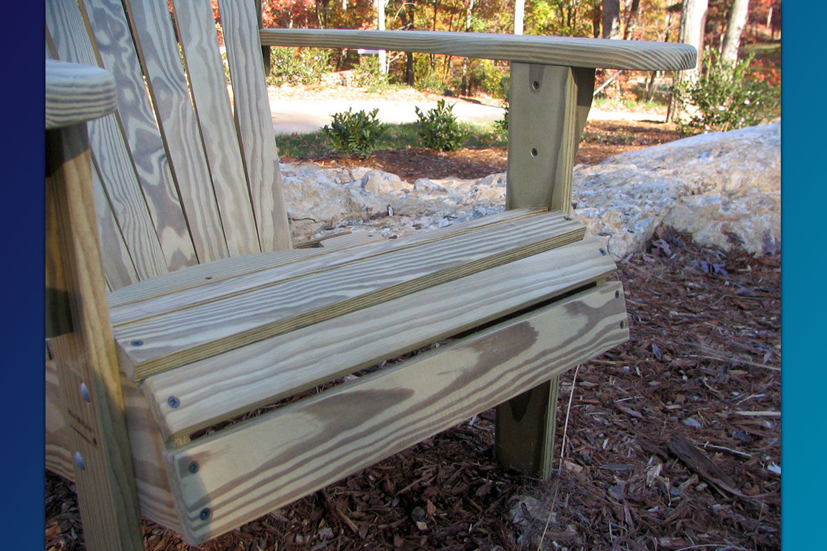 Classic Adirondack Chair (Commercial Series)