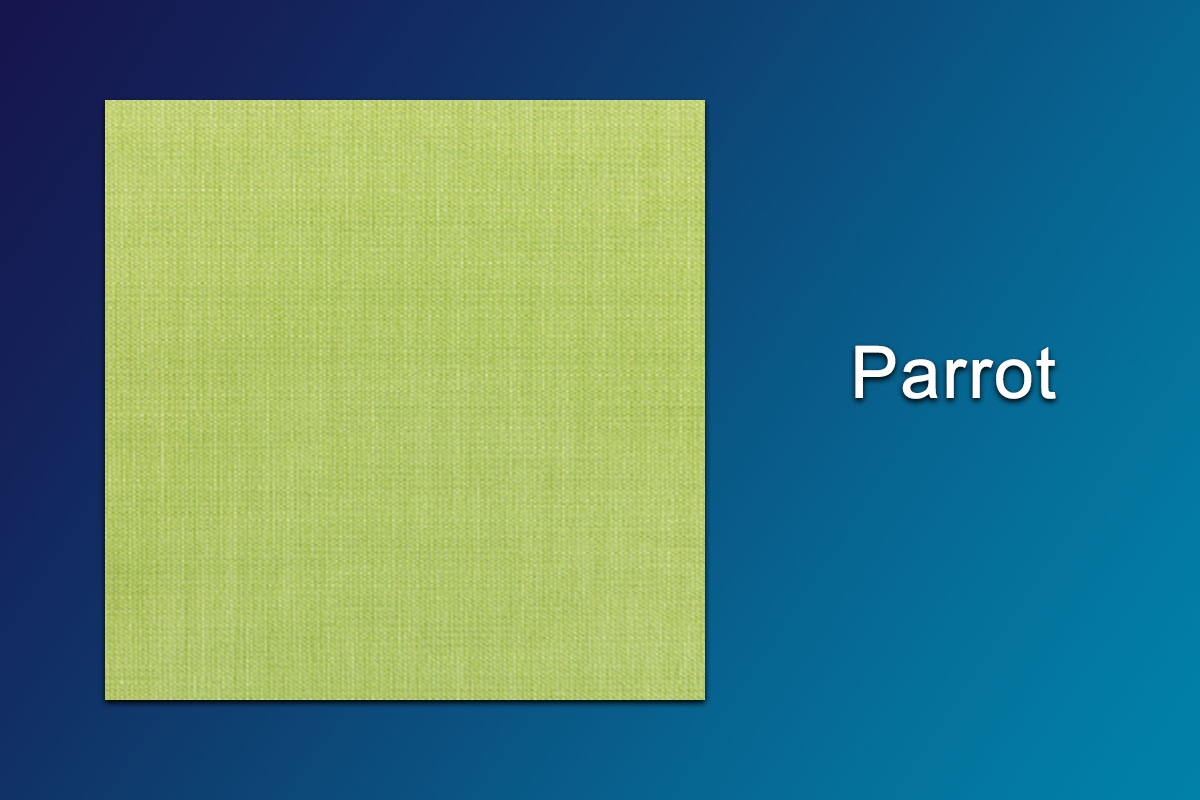 Fabric Samples Parrot