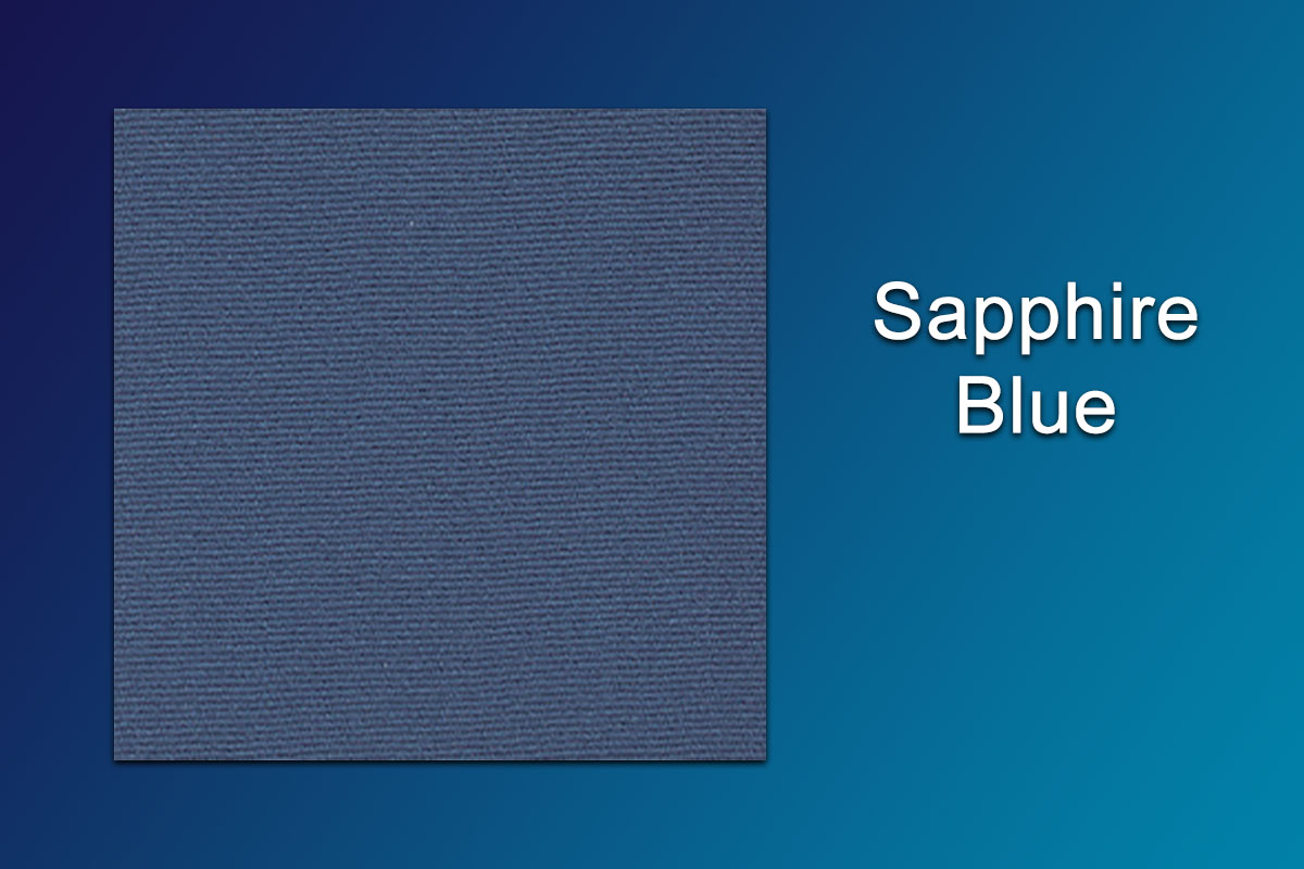 Fabric Samples Sapphire Blue