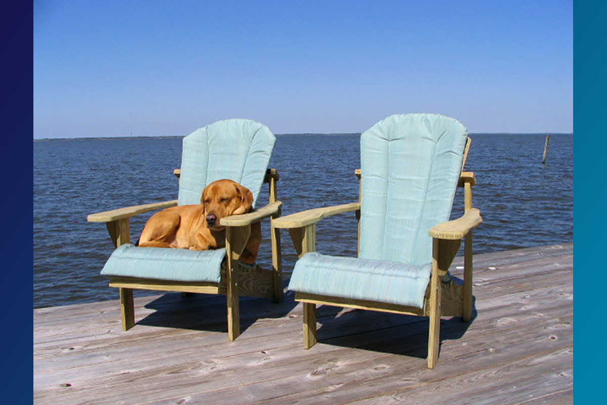 Picture of: Weathercraft Outdoor Furniture Chair Cushions