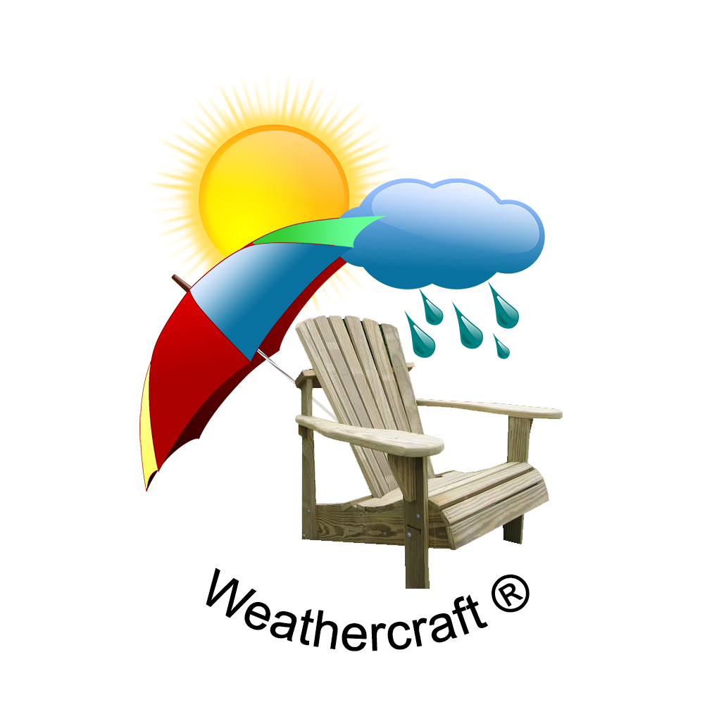 Weathercraft® Outdoor Furniture Products Are Completely And Proudly Made In  The USA. Every Individual Piece Is Hand Crafted And Finished In Our ...