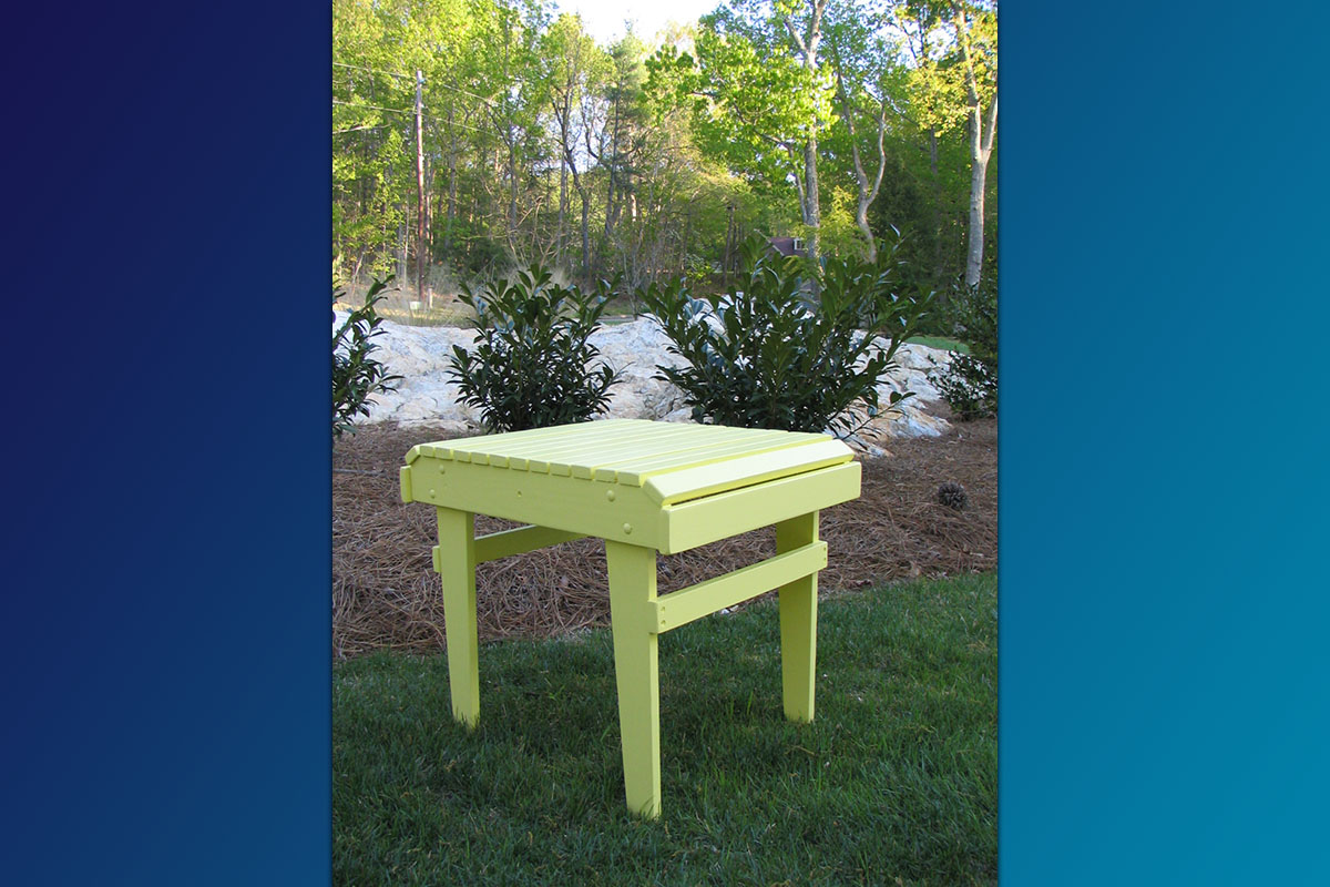 Adirondack Side Table (Painted Series)