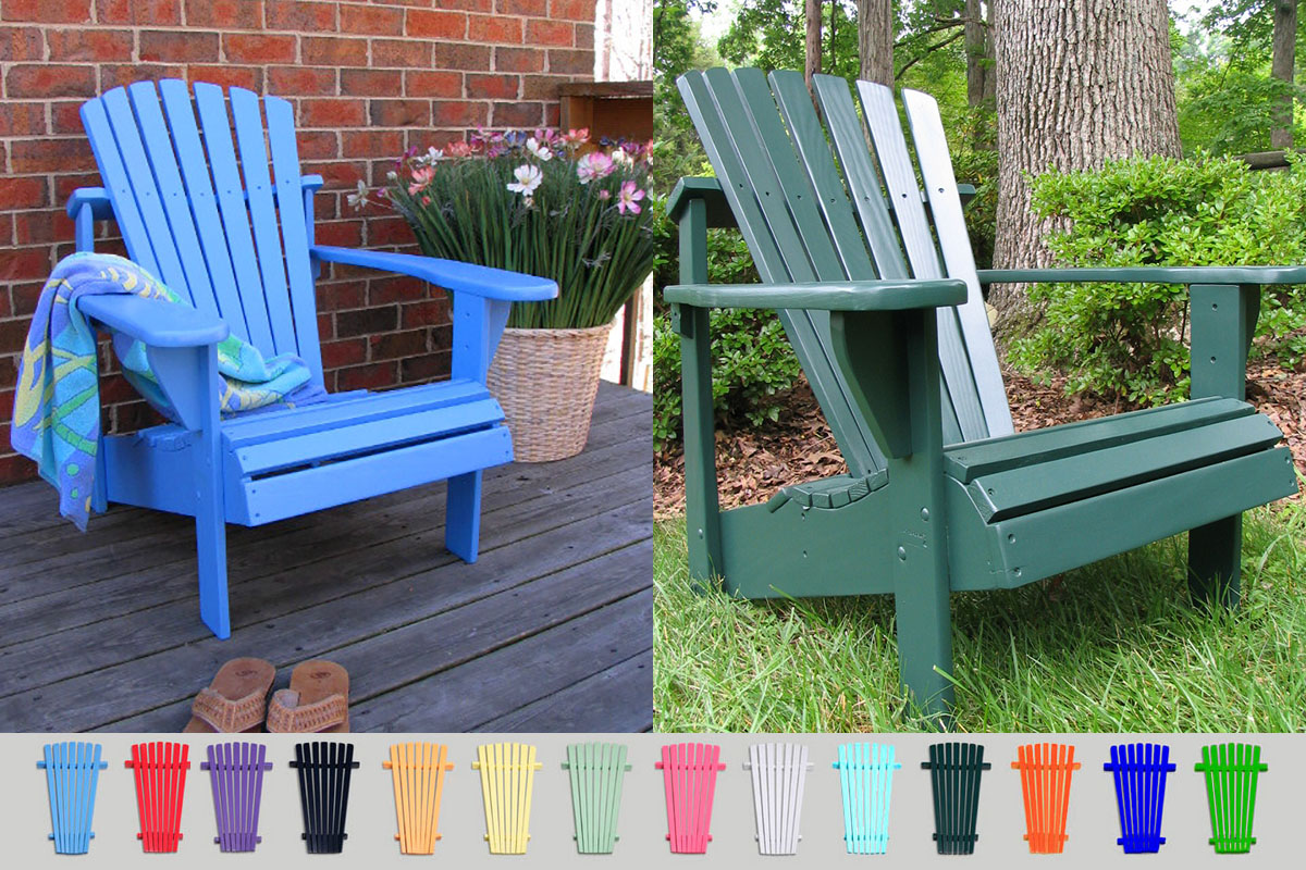 Commercial Series Chair Painted